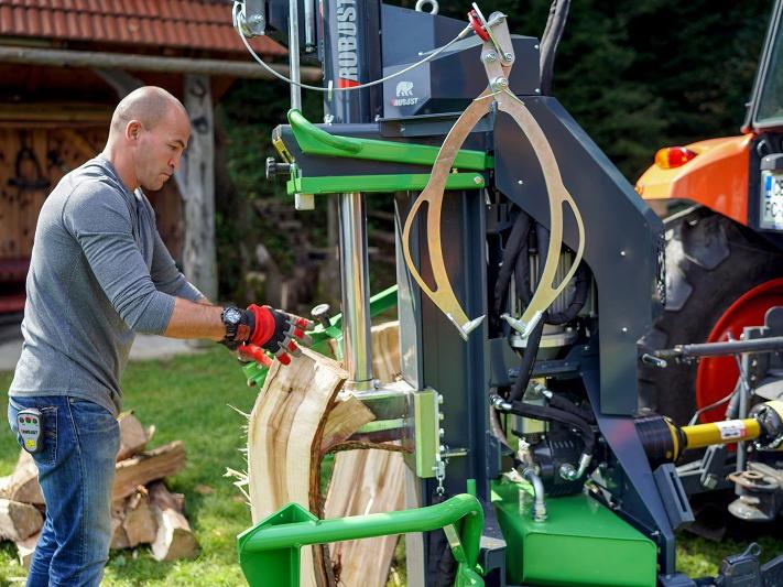 Despicator lemn de foc Robust