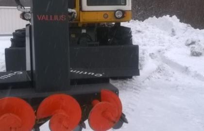 Utilaj pentru intretinerea taluzurilor de drum Cutlink