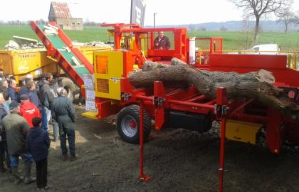Procesor lemn de foc Xylog 600