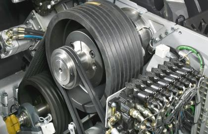 Tocator biomasa cu tambur C645S