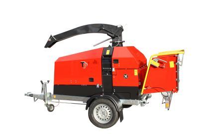 Tocator biomasa cu disc TP 205 Mobile