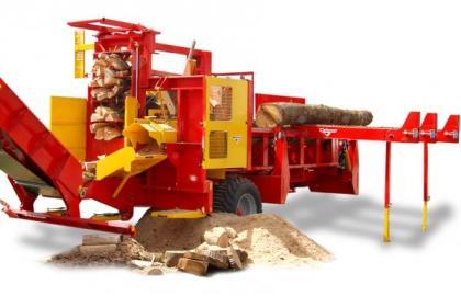Procesor lemn de foc Xylog 550