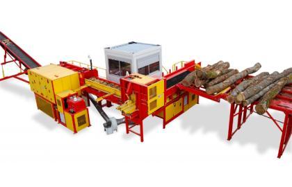Procesor lemn Xylog 800
